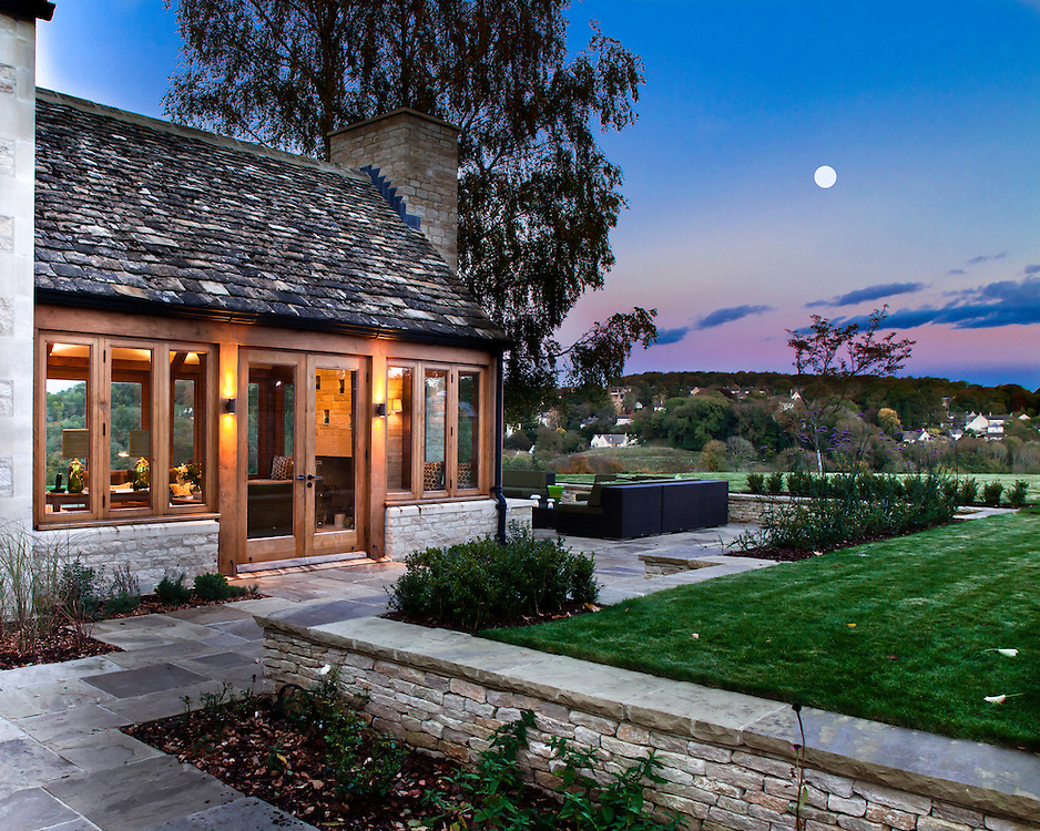 Modern Cotswold Farmhouse