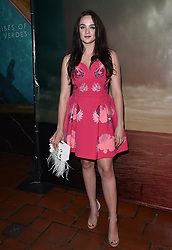"Premiere of ""The Tribes of Palos Verdes"". The Theatre at Ace Hotel, Los Angeles, California. 17 Nov 2017 Pictured: Stevie Lynn Jones. Photo credit: AXELLE/BAUER-GRIFFIN / MEGA TheMegaAgency.com +1 888 505 6342"