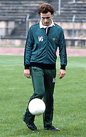 Martin O'Neill, footballer, Nottingham Forest FC & N Ireland, November 1980, 198011000358c..Copyright Image from Victor Patterson, 54 Dorchester Park, Belfast, UK, BT9 6RJ..Tel: +44 28 9066 1296.Mob: +44 7802 353836.Voicemail +44 20 8816 7153.Skype: victorpattersonbelfast.Email: victorpatterson@mac.com.Email: victorpatterson@ireland.com (back-up)..IMPORTANT: If you wish to use this image or any other of my images please go to www.victorpatterson.com and click on the Terms & Conditions. Then contact me by email or phone with the reference number(s) of the image(s) concerned.