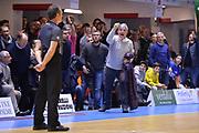 Tifosi, Pubblico, Spettatori<br /> Enel Brindisi - Sidigas Avellino<br /> BASKET Serie A 2016 <br /> Brindisi 26/03/2017<br /> FOTO CIAMILLO / M.Longo