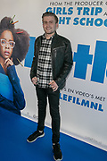 2019, April 10. Pathe ArenA, Amsterdam, the Netherlands. Taco Snelleman at the dutch premiere of Little.