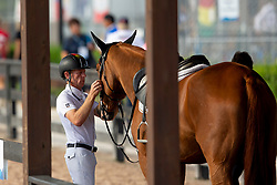 Ehning Marcus, GER, Pret A Tout<br /> World Equestrian Games - Tryon 2018<br /> © Hippo Foto - Sharon Vandeput<br /> 23/09/2018