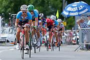 BELGIUM  / INGOOIGEM / CYCLING / WIELRENNEN / CYCLISME / 69TH HALLE - INGOOIGEM / NAPOLEON GAMES CYCLING CUP - GP MOLECULE / 200,5 KM / THEUNS EDWARD (TREK-SEGAFREDO) / KEUKELEIRE JENS (ORICA GREENEDGE)