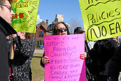 CANADA, Windsor: Protests and Demonstrations