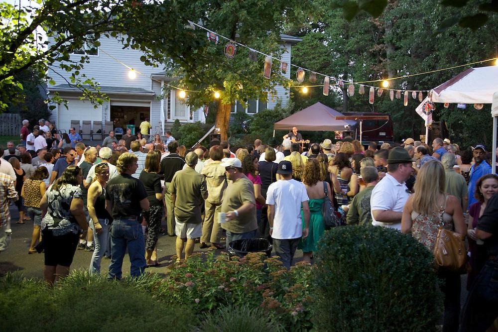 Octoberfest in Westfield, NJ