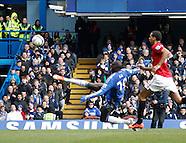 Chelsea v Manchester United 010413