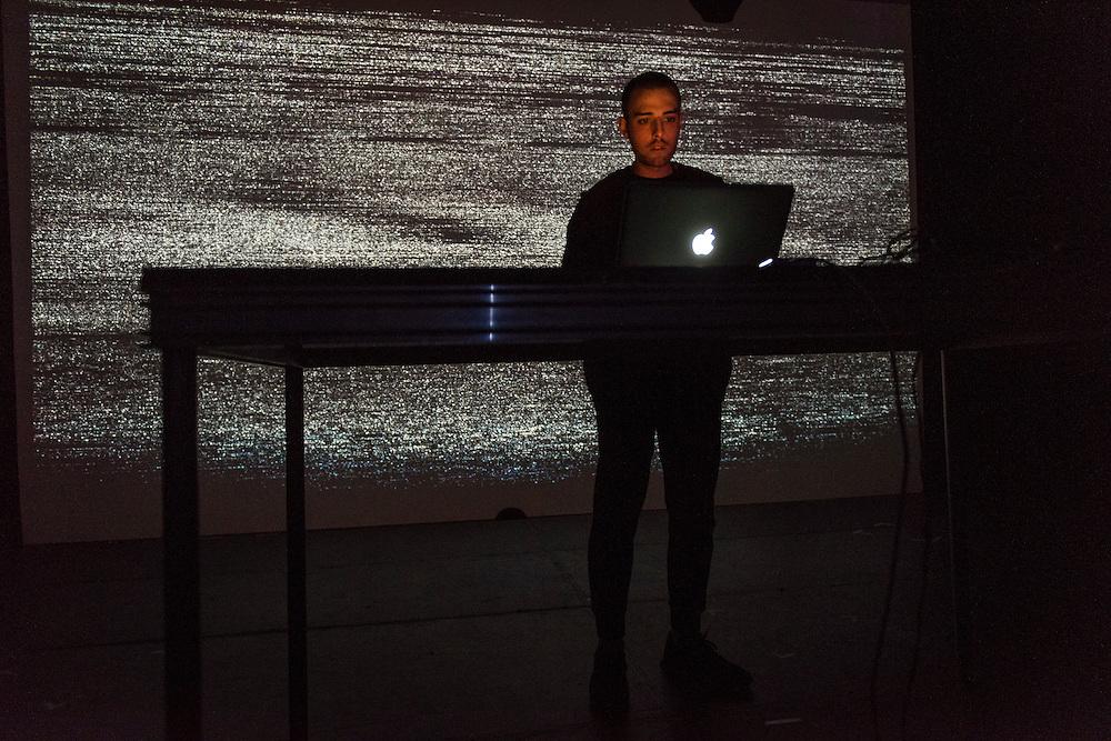 NOCTURNE 2 EN COLLABORATION AVEC THUMP, 21:00 - 01:45<br /> Mus&eacute;e d'art contemporain de Montr&eacute;al (MAC), Ma&quot; et Simon Chioini.