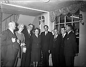 1959 -  Irish Tourist Association Annual General Meeting at the Gresham Hotel