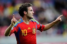 20110619 Spanien -Ukraine UEFA U21 Europamesterskab i fodbold / U21 EM
