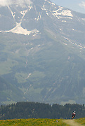 The Passportes du Soleil is a mass paticipation ride in the Portes du Soleil region of France and Switzerland