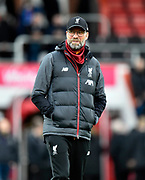 during the Premier League match between Bournemouth and Liverpool at the Vitality Stadium, Bournemouth, England on 7 December 2019.