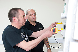 Vimartech Training Ltd who run electrical courses and training in Lincolnshire and the surrounding area.<br /> <br /> Vimartech Training Ltd, Lodge Farm, Wiggly Road, North Scarle, Lincoln, LN6 9HD.<br /> <br /> Date: October 17, 2015<br /> Picture: Chris Vaughan/Chris Vaughan Photography