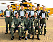 17/09/2010 - Scotland<br /> Graduation day for Prince William, the search and rescue helicopter pilot<br /> Prince William will today graduate as a Search and Rescue Force helicopter pilot and has expressed his delight at completing the 'challenging' course.<br /> The second-in-line to the throne will join 22 Squadron, C Flight as a fully operational co-pilot in a Sea King Mk3 helicopter now that he has completed his flying training.<br /> The prince, who will be based at RAF Valley on Anglesey, said: 'I am really delighted to have completed the training course with my fellow students.<br /> 'The course has been challenging, but I have enjoyed it immensely. I absolutely love flying, so it will be an honour to serve operationally with the Search and Rescue Force, helping to provide such a vital emergency service.'<br /> The 28-year-old prince has spent the last 18 months on a number of flying courses progressing from the Squirrel HT1 helicopter to a Bell 412EP Griffin and finally spending much of the last year at the controls of  a4-man Sea King on an operational conversion unit to prepare him for his new role.<br /> At RAF Valley later today Flight Lieutenant Wales and six fellow students will be presented with their certificates and Search and Rescue Force badges by the unit's Commander, Group Captain Jonathan Dixon.<br /> A St James' Palace spokeswoman stressed the prince would not have any guests at the presentation.<br /> It will be a number of weeks before the royal embarks on his first 24-hour shift as he will have to undergo 'acceptance' training -  familiarising himself with the the terrain and landing sites that he and his crew will be expected to cover.<br /> Photo Shows: Can one get Radio 2 on this? The Sea King boasts state-of-the-art navigation systems and a wide selection of radios<br /> ©Crown Copyright/Exclusivepix
