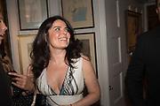 Daniella Helayel, Robin Birley and Lady Annabel Goldsmith Summer Party. Hertford St. London. 5 July 2017