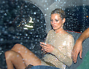 08.SEPTEMBER.2005. LONDON<br /> <br /> CODE - EBDB <br /> <br /> MODEL KATE MOSS FILMING AN ADVERT FOR RIMMEL IN SOHO, LONDON, UK.<br /> <br /> BYLINE: EDBIMAGEARCHIVE.CO.UK<br /> <br /> *THIS IMAGE IS STRICTLY FOR UK NEWSPAPERS AND MAGAZINES ONLY*<br /> *FOR WORLD WIDE SALES AND WEB USE PLEASE CONTACT EDBIMAGEARCHIVE - 0208 954 5968*