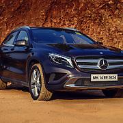 Mercedes GLA200 for Motoring Magazine