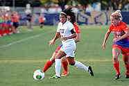 FIU Women's Soccer vs Florida (Sept 01 2013)