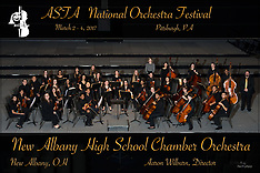 New Albany High School Chamber Orchestra