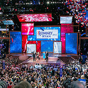 Romney Ryan 2012 Balloon Drop