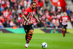 Danny Ings of Southampton - Mandatory by-line: Ryan Hiscott/JMP - 12/08/2018 - FOOTBALL - St Mary's Stadium - Southampton, England - Southampton v Burnley - Premier League