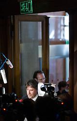 09.05.2016, Parlament, Wien, AUT, SPÖ, Sitzung des Parteivorstands nach dem überraschenden Rücktritt von Bundeskanzler Faymann. im Bild Landesparteiobmann Tirol Ingo Mayr // during board meeting of the austrian social democratic party afterresignation of the austrian chancellorFaymann at austrian parliament in Vienna, Austria on 2016/05/09. EXPA Pictures © 2016, PhotoCredit: EXPA/ Michael Gruber