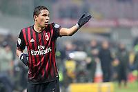 c - Milano - 21.01.2017 - Serie A 21a giornata  -  Milan-Napoli   - nella foto:  Carlos Bacca