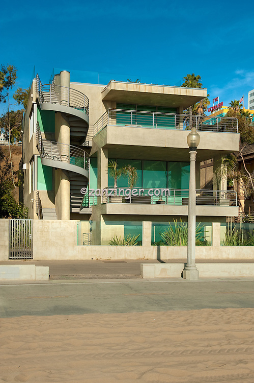 Santa Monica, CA, Gold Coast, Houses, Luxury, Homes, beach house, Oceanfront, Architecture, City by the Bay