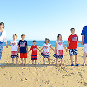 Crosby Family Portraits, Newport Beach, 2014