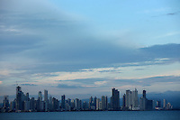 A view of Panama City, Panama on Tuesday, September 4, 2007. (Photo/Scott Dalton).