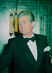 MR MICHAEL COLE former PR to Mohammed Al Fayed at a ball in London on 16th April 1998.MGR 2