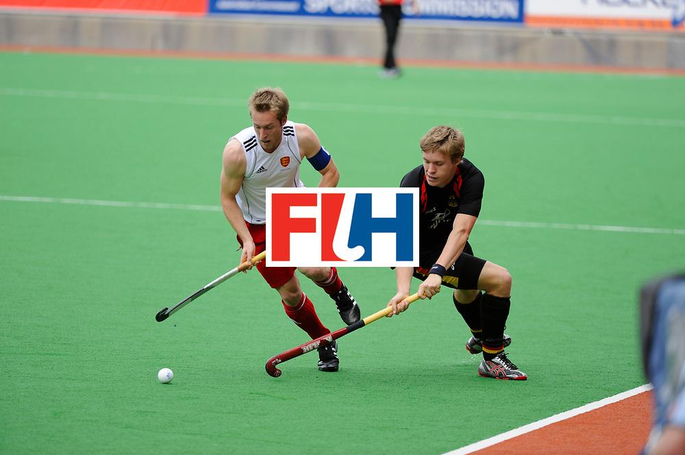2009 CT Men- England v.Germany