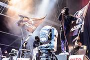 Kraftklub auf dem  Hurricane Festival 2014 am Eichenring Scheessel am 21.June 2014. Foto: Rüdiger Knuth