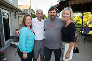 Brad Halls celebrates his 50th birthday with family and friends at his home in London Ontario, Saturday,  June 21, 2014.<br /> Photo by Geoff Robins