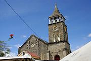 Madagascar, Northern Madagascar, Antsiranana Church