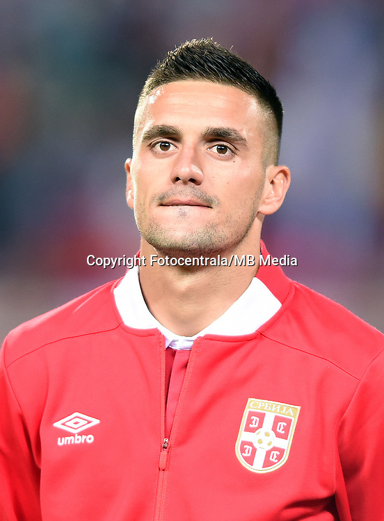Dusan Tadic, Serbia vs Wales. World Cup qualifications<br /> Belgrade 11.06.2017