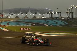 Motorsports / Formula 1: World Championship 2010, GP of Abu Dhabi, 21 Bruno Senna (BRA, HRT F1 Team),