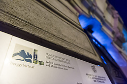 THEMENBILD - Bundesanstalt für Bergbauernfragen. Unter Landwirtschaftsminister Rupprechter kam es zur Idee die Bundesanstalt nach Gaimberg in Osttirol zu verlegen. Aufgenommen am 17.01.2018 in Wien, Österreich EXPA Pictures © 2018, PhotoCredit: EXPA/ Michael Gruber