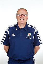 CARDIFF, WALES - Wednesday, September 24, 2014: Wales' Cledwyn Ashford. (Pic by David Rawcliffe/Propaganda)