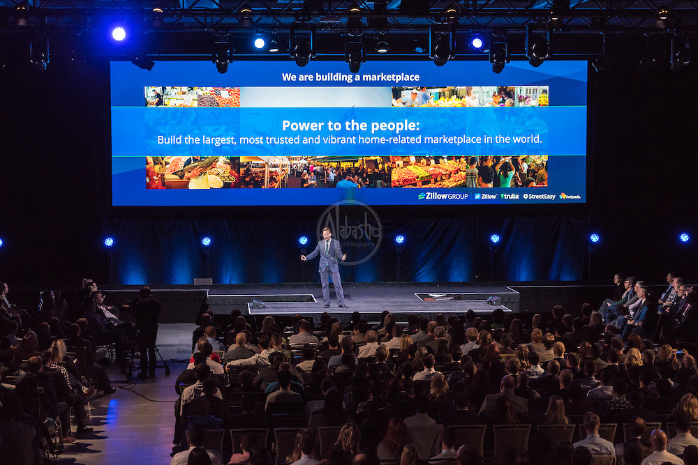 Zillow Group Annual Meeting 2015. Spencer Rascoff, CEO.