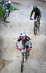 12.06.2011, Bikepark, Leogang, AUT, UCI MOUNTAINBIKE WORLDCUP, LEOGANG, im Bild Michael Marosi, (CZE) // during the UCI MOUNTAINBIKE WORLDCUP, LEOGANG, AUSTRIA, 2011-06-12, EXPA Pictures © 2011, PhotoCredit: EXPA/ J. Feichter