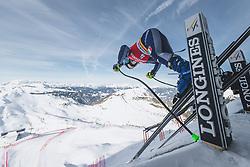 09.01.2020, Keelberloch Rennstrecke, Altenmark, AUT, FIS Weltcup Ski Alpin, Abfahrt, Damen, 1. Training, im Bild Francesca Marsaglia (ITA) // Francesca Marsaglia of Italy in action during her 1st training run for the women's Downhill of FIS ski alpine world cup at the Keelberloch Rennstrecke in Altenmark, Austria on 2020/01/09. EXPA Pictures © 2020, PhotoCredit: EXPA/ Johann Groder