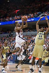 20070224 - #19/#24 Virginia v Georgia Tech (NCAA Men's Basketball)