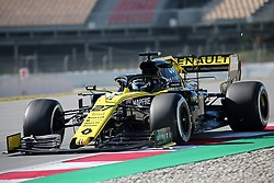 February 26, 2019 - Barcelona, Spain - the Renault of Nico Hulkenberg during the Formula 1 test in Barcelona, on 26th February 2019, in Barcelona, Spain. (Credit Image: © Joan Valls/NurPhoto via ZUMA Press)