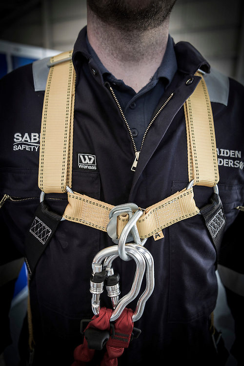 Photography at Sabre Safety Aberdeen providers of safety equipment for the Offshore Industry