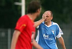 Milan Osterc of Gorica  at 3rd Round of PrvaLiga Telekom Slovenije between NK HIT Gorica vs NK Rudar Velenje, on August 1, 2008, in Nova Gorica, Slovenija. Rudar won the match 2:0. (Photo by Vid Ponikvar / Sportal Images)