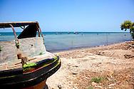 Beach in San Ramon, Granma, Cuba.