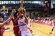 Aradori Pietro<br /> Grissin Bon Reggio Emilia - The Flexx Pistoia<br /> Lega Basket Serie A 2016/2017<br /> Reggio Emilia 30/04/2017<br /> Foto Ciamillo-Castoria
