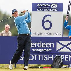 Scottish Open | Aberdeen | 10 July 2014