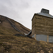Mine 6, Adventdalen, Spitsbergen