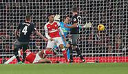 Arsenal v Southampton 30/11/2016